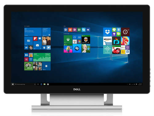 Dell 23-Inch Touchscreen LED-lit Monitor