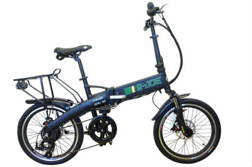 2015 e-JOE Epik Sport Edition SE Folding Electric Bike
