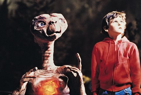 E.T. The Extra-Terrestrial film
