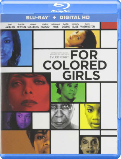 For Colored Girls - Blu-ray