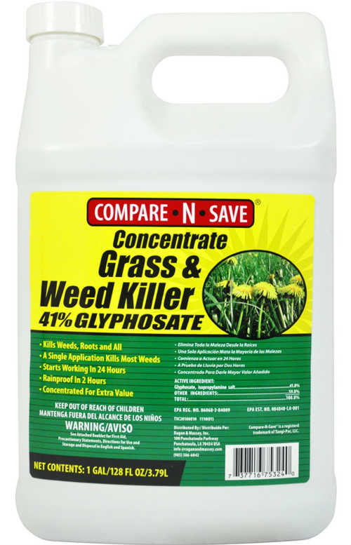 Grass and Weed Killer
