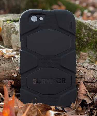 Griffin Survivor Case for iPhone 6