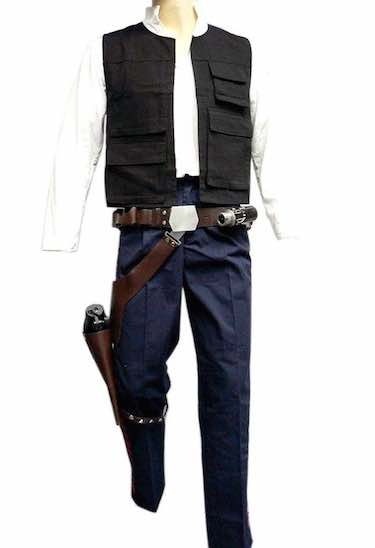 Star Wars Han Solo ANH Full Costume