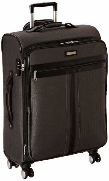 Hartmann Luggage Herringbone Spinner Exp 26