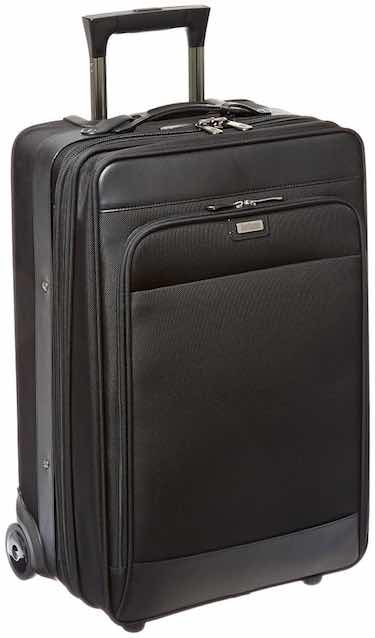 Hartmann Luggage Intensity Belting Mobile Traveler EXP Upright 22
