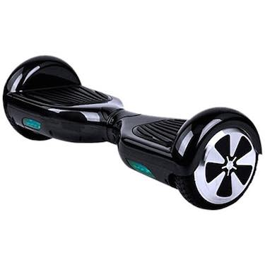 HoverTech Black Self Balancing Scooter