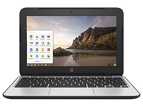 HP Chromebook 11 G4 Intel Celeron N2840 4GB 16GB eMMC 11.6-inch Chrome OS Netbook Laptop
