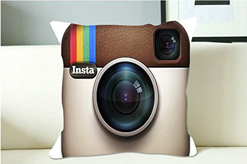 Instagram Pillow Case