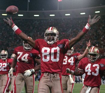 Jerry Rice - Wide Receiver