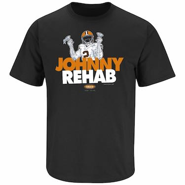 Johnny Rehab shirt