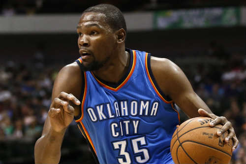 Kevin Durant Free Agent 2016