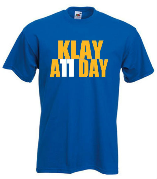 'Klay All Day' T-Shirt
