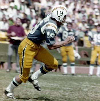 Lance Alworth - Wide Receiver