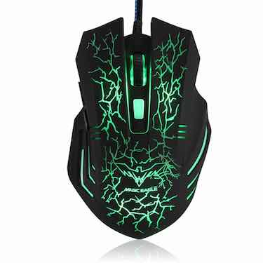 Magic Eagle LED Mouse