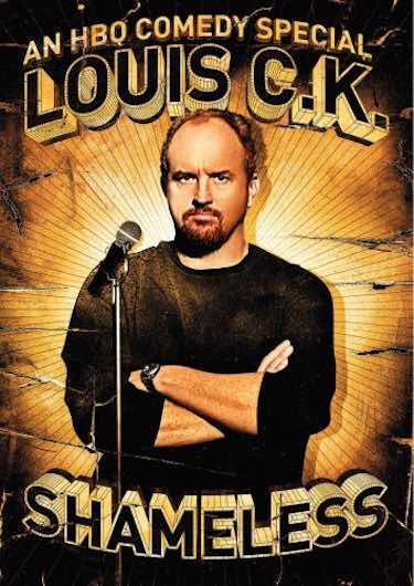Louis C.K.: Shameless DVD