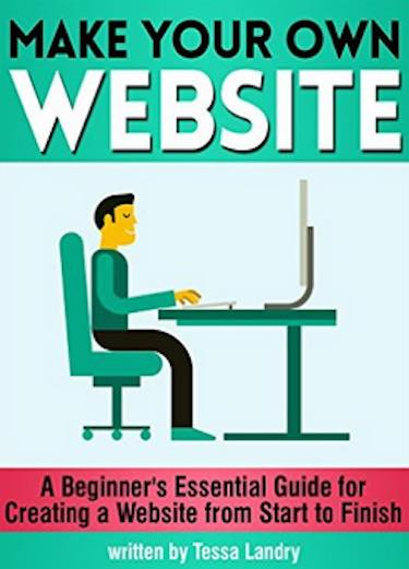 Make Your Own Website guide