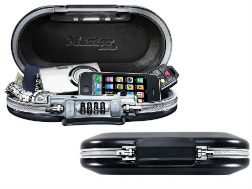 Master Lock Portable Safe