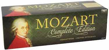 Mozart Box Set