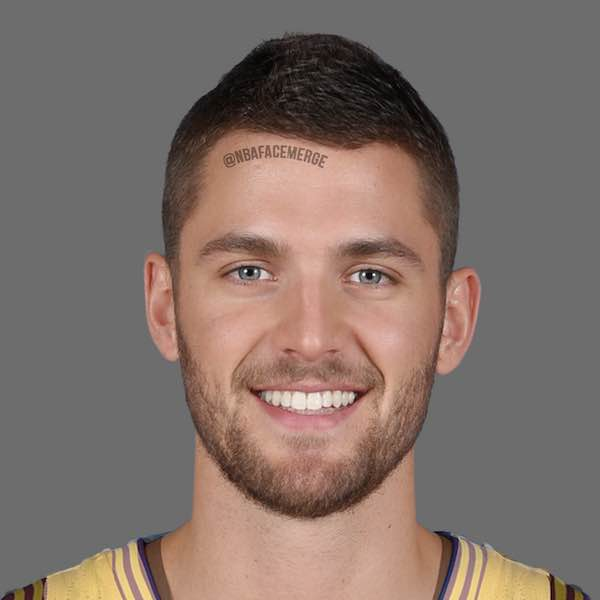 Kevin Love and Chandler Parsons - Face Morph