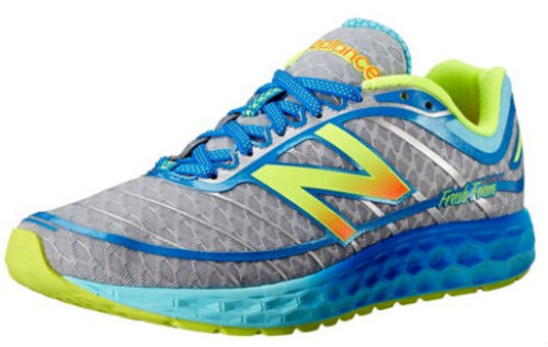 New Balance Women's W980V2 Fresh-Foam Boracay Running Shoe