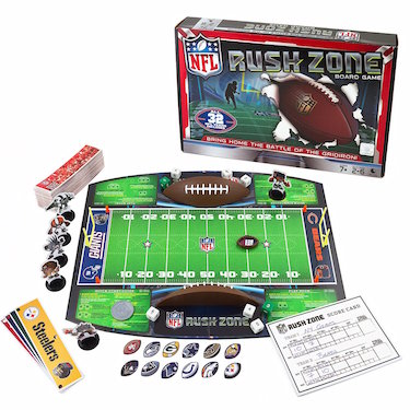 NFL Rush Zone Board Game