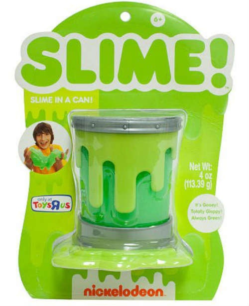 Nickelodeon Slime in a Can