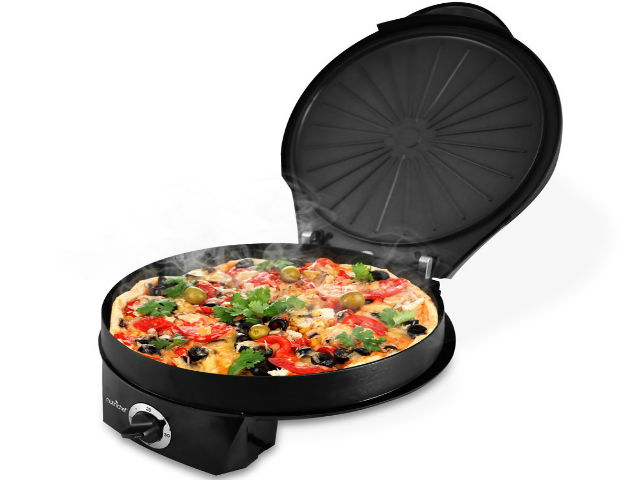 NutriChef Electric Pizza Maker