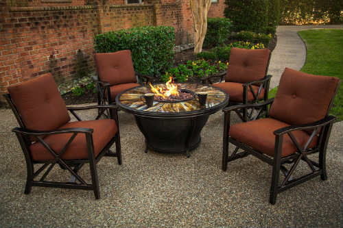 Top 5 Outdoor Fire Pits