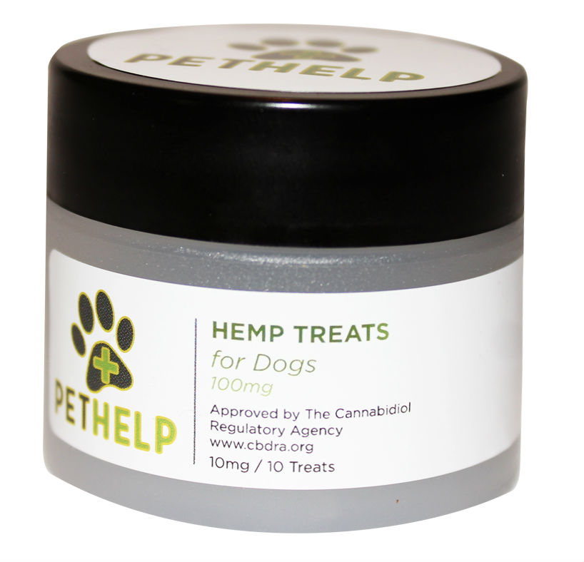 PetHelp Hemp Treats for Dogs