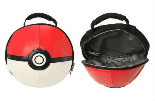 Pokemon Mini Pokeball Lunch Bag