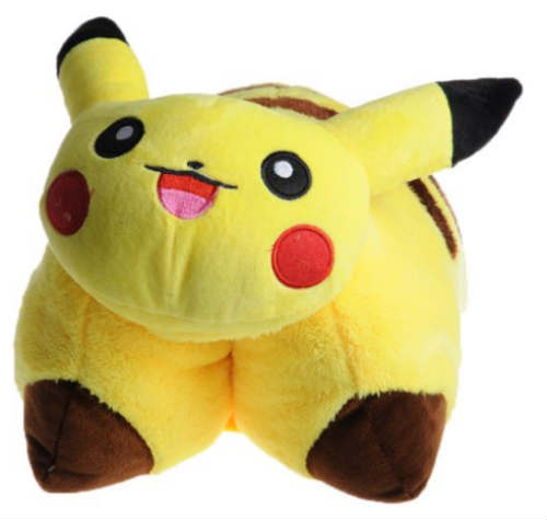 Pikachu Pillow Pet