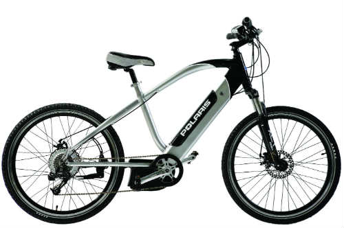 Polaris Electric Bikes Vector Electric 8-Speed Road Bicycle