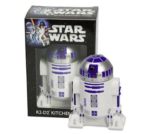 R2D2 Countdown Timer with Rotating Head
