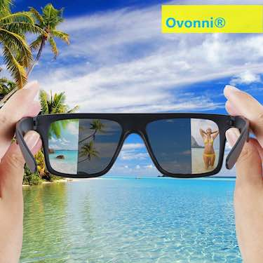 Ovonni Rear View Sunglasses