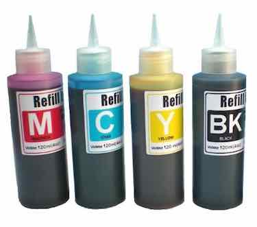 Refillable Printer Ink