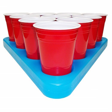 N-Ice Rack Freezable Beer Pong Rack Set - beer pong accessories