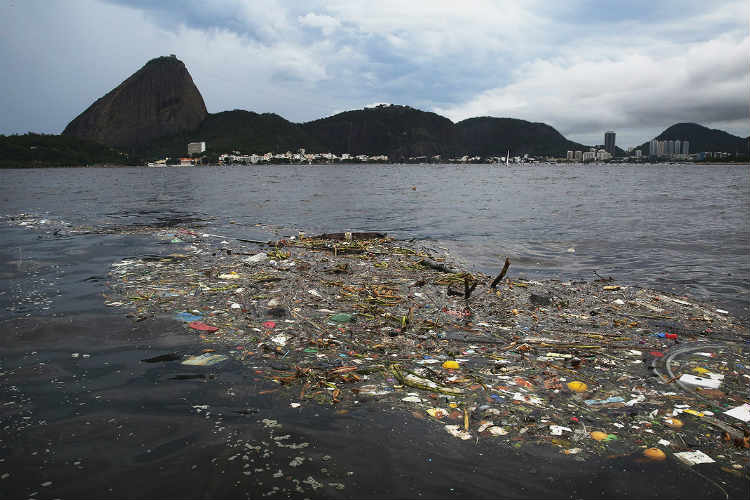 Polluted Water in Rio