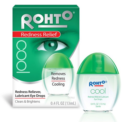 Rohto V Cool - Redness Relief Eye Drops