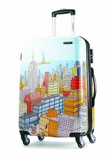 Samsonite Luggage NYC Cityscapes Spinner