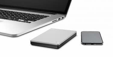 2TB External Hard Drive for Mac