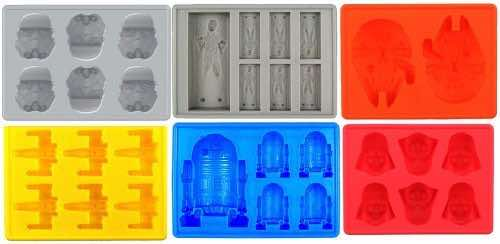 Star Wars Ice Tray - Set of 6