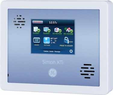 GE Simon XTi Wireless Security System