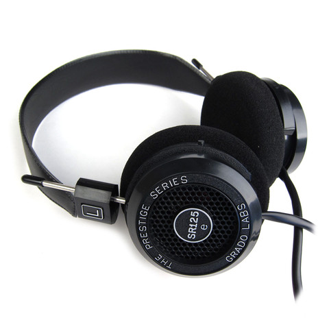 Grado Labs SR125e headphones