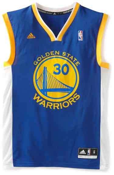 Stephen Curry #30 Golden State Warriors Jersey