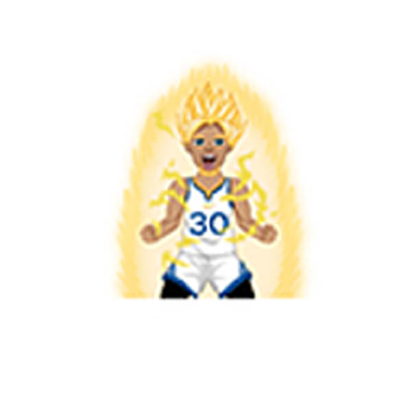 Dragonball Z Steph Curry