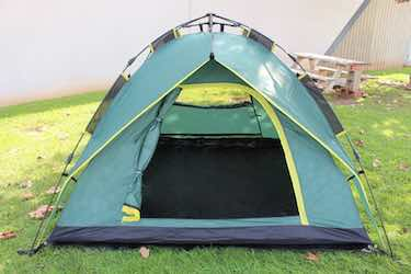 TMS 2 Person Double Layer Instant Camping Tent