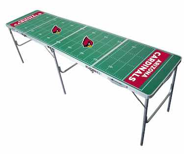 NFL Tailgate Beer Pong Table - beer pong accessories