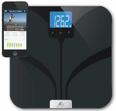 Greater Goods Weight Gurus Smart Body Fat Scale