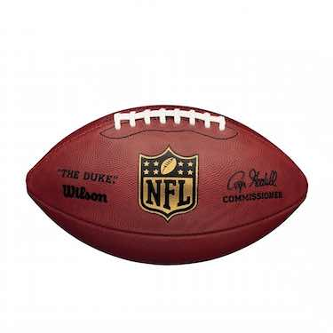 Official Wilson NFL Football
