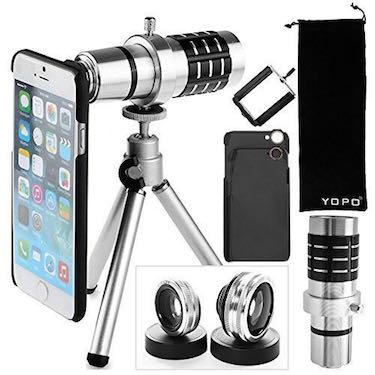 YOPO Camera Lens Kit for iPhone 6